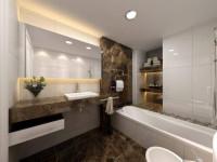 Ванные в современном стиле: тенденции оформления и варианты лучших дизайнов (100 фото)