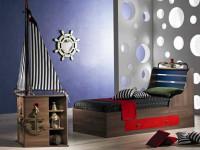Детская в морском стиле: фото лучших примеров оформления дизайна, выбор мебели, сочетание элементов интерьера по стилю