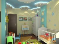 Зонирование детской: обзор правильных вариантов, размещение мебели, планировка, современный дизайн (90 фото)