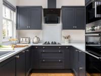П-образная кухня: 110 фото практичных решений в квартирах и домах с разной планировкой