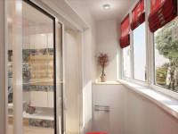 Балкон 4 метра: варианты отделки и остекления, фото красивого дизайна и удачного сочетания по цвету и стилю
