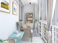 Балкон 5 кв. м. — примеры современного дизайна, фото, красивая отделка, выбор цвета и стиля для балкона в квартире