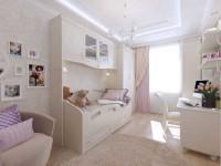 Детская 14 кв. м. — обзор вариантов дизайна, нестандартная планировка, правила зонирования и размещения мебели (100 фото)