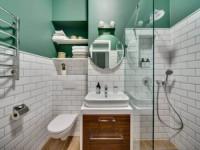 Дизайн маленькой ванной — примеры как правильно выбрать цвет, аксессуары и где разместить свет