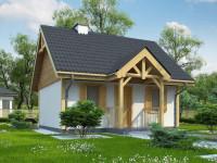 Дом 50 кв. м. — готовые проекты маленьких домов. Примеры современного дизайна и удачной планировки