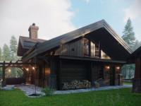 Дом в стиле шале: особенности дизайна, обзор лучших идей оформления дома внутри и снаружи (150 фото)
