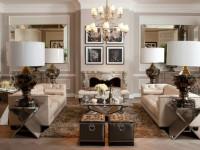 Гостиная арт-деко (120 фото): стильные и практичные варианты дизайна. Примеры оформления интерьера гостиной