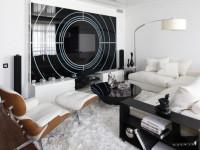 Гостиная хай-тек: 115 фото идей с пошаговым описанием этапов создания стиля