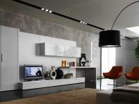 Гостиная в стиле модерн: примеры оригинального и стильного дизайна, много фото, варианты сочетания и зонирования