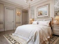 Классические спальни — стильные идеи и нюансы украшения роскошного и сложного дизайна в классическом формате