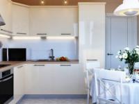 Кухня 10 кв. м.: идеи стильных и красивых дизайнерских кухонь (105 фото)