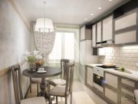 Кухня 11 кв. м. — 120 фото идей дизайна, варианты планировки и зонирования, рекомендации, как обставить кухню в 11 м²
