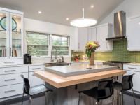 Кухня 12 кв. м.: фото и описание создания современного красивого и стильного дизайна