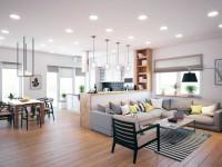 Кухня 25 кв. м. — лучшие примеры дизайна и актуальные решения оформления просторных кухонь