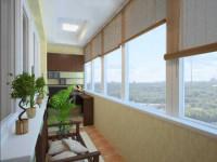 Лоджия 6 кв. м. — 150 фото оригинальных идей дизайна, современной отделки и планировки лоджии в квартире