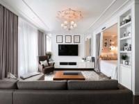 Планировка зала: новинки дизайна, варианты идеального сочетания интерьера по цвету и стилю, зонирование (130 фото)