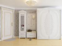 Прихожие Прованс — правила оформления и особенности сочетания мебели для прихожих