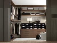 Прихожая с гардеробной (115 фото): особенности оформления дизайна, свежие идеи для совмещения интерьера