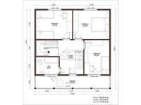 Проект дома 9 на 9 метров — чертежи, планировки, современный дизайн (120 фото). Одно и двухэтажные варианты!