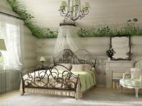 Спальни Прованс: лучшие сочетания, интерьерные решения и особенности применения стиля (125 фото)