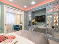 Спальня 17 кв. м.: особенности обустройства и варианты дизайна спален в актуальных стилях