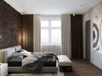 Спальня 20 кв. м. — фото готовых решений, дизайнерские проекты и организация пространства