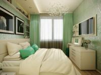 Спальня 9 кв. м. — советы по оформлению и реальные фото применения стильного дизайна