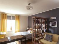 Спальня, совмещенная с гостиной: красивые идеи дизайна при объединении двух разноплановых комнат