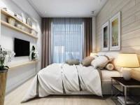 Прямоугольная спальня: ТОП-150 фото эксклюзивного дизайна, идеи планировки, зонирование, выбор и расстановка мебели