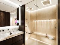 Ванная 6 кв. м. — примеры красивой отделки и современной планировки. Фото новинок дизайна + удачное сочетание