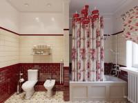 Ванная в стиле Прованс — советы дизайнеров, правила сочетаний и обзор актуальных идей применения (160 фото)