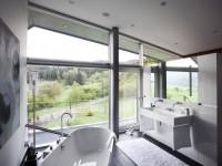 Ванные хай-тек: 130 фото примеров дизайна и советы по оформлению красивых ванных комнат