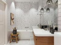 Ванные в скандинавском стиле — идеи оформления интерьера и красивые решения в едином формате