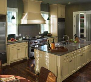 Планировка большой кухни: особенности размещения основных элементов интерьера и обзор красивых вариантов дизайна